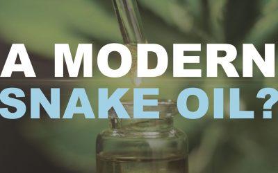 A Modern Snake Oil?