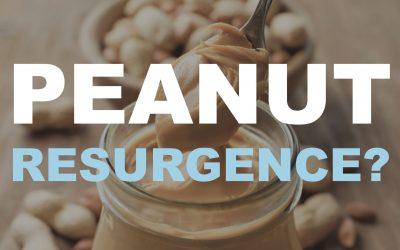 Peanut Resurgence?