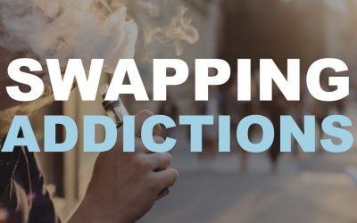 Swapping Addictions?