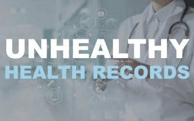 Unhealthy Health Records
