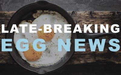 Late Breaking Egg News