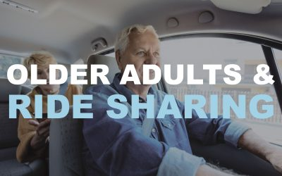 Older Adults And Ride Sharing