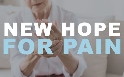 New Hope For Pain